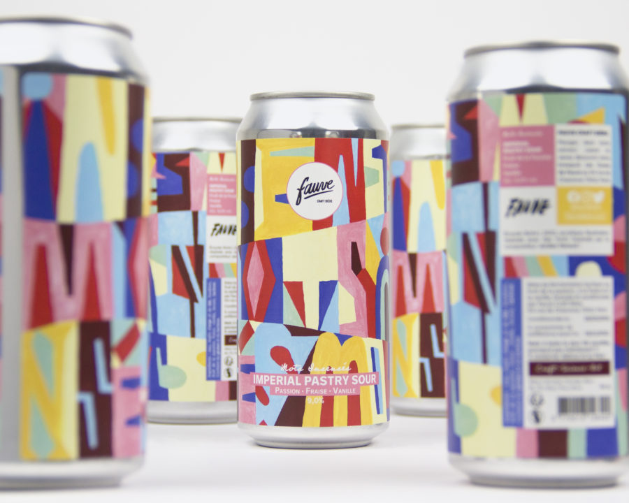 Fauve Craft Bière Jordan Heraud 01